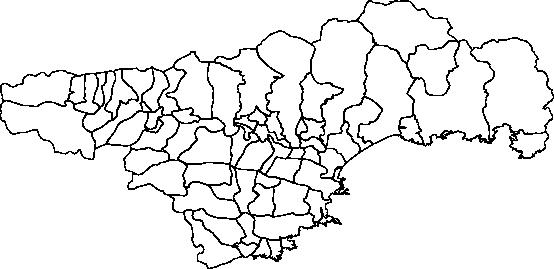 鴨川地図変形パス簡素